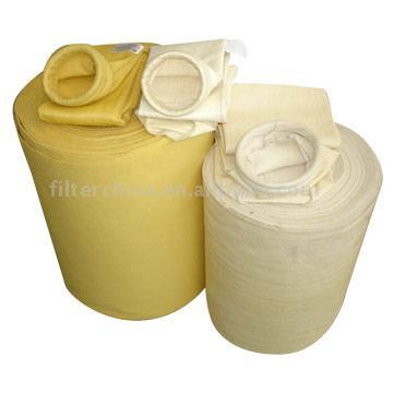 Nomex Filter Cloth, Filter Bag & Core (Nomex ткань фильтра, фильтр Bag & Core)