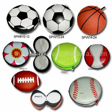 CD Cases with Sports Designs (Дело CD с дизайнами спорт)