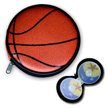 CD Bag with Basketball Design (CD сумка с Баскетбол дизайн)