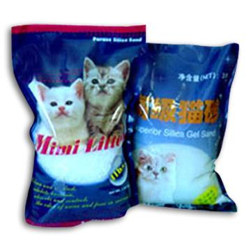 Silica Cat Litter (Кварцевый песок для кошек)