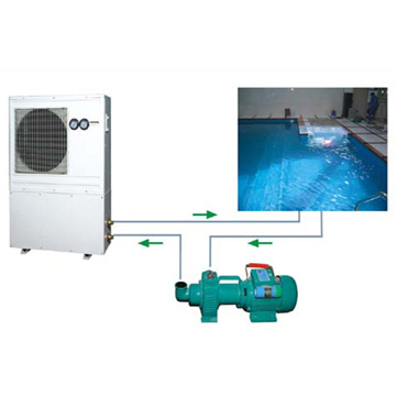 Heat Pump Water Heating Unit Air Conditioner (Тепловой насос вода обогрева кондиционера)