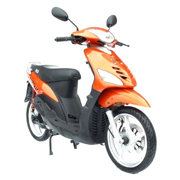 Scooter (EEC, EPA and DOT) (Scooter (ЕЭС, EPA и МТ))