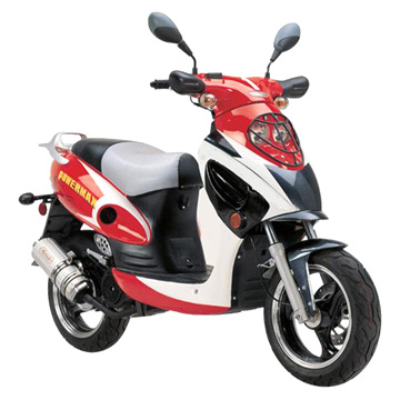 Scooter(EEC, EPA and DOT) (Scooter (ЕЭС, EPA и МТ))