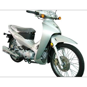 Motorcycle (EEC, EPA and DOT) (Мотоцикл (ЕЭС, EPA и МТ))