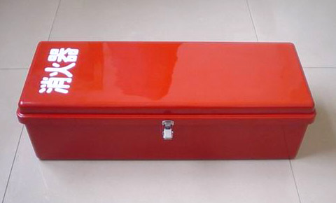 FRP Fire Extinguisher Cabinet