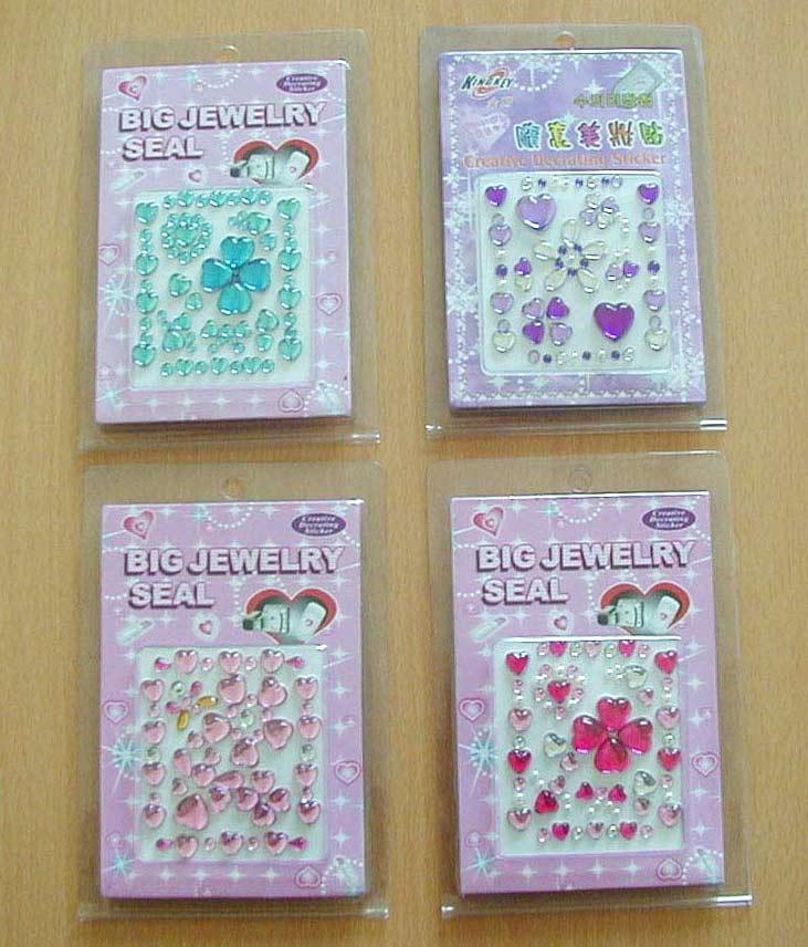 Jewel Sticker (Jewel наклейка)