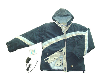 Far Infrared Heated Skiwear