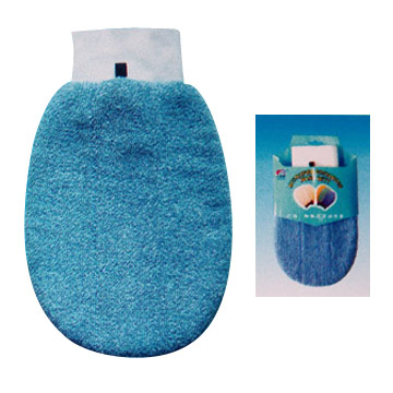 Microfiber Wash Mitt (Microfiber Wash Mitt)