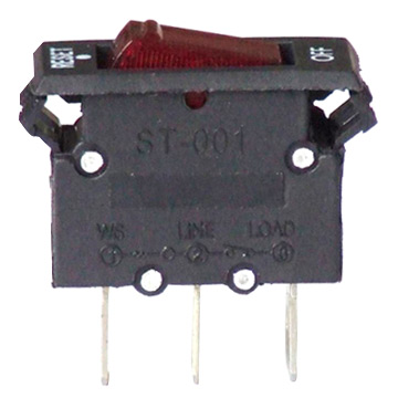 Three-Long-Pins Protection Switch (Trois-Long-Pins Protection Switch)