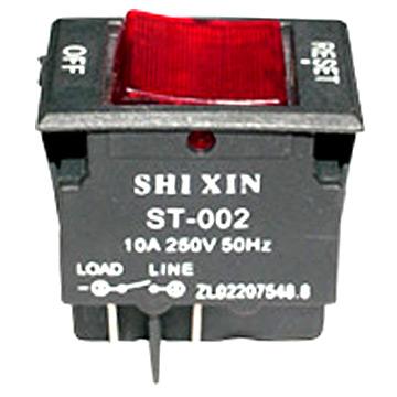 Protection Switch (Commutateur de protection)
