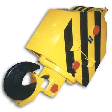 50MT Electric Rotary Hook (50MT электрические роторные прицепные)