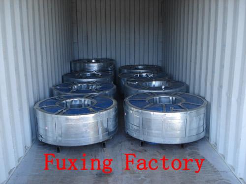 Hot Dipped Galvanized Steel Strips (Feuerverzinkt Stahl-Streifen)