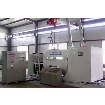 Vakuum-Metallisierung Dreharbeiten Machine (Vakuum-Metallisierung Dreharbeiten Machine)