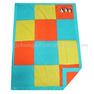 Patchwork-Decke für Babies (Patchwork-Decke für Babies)