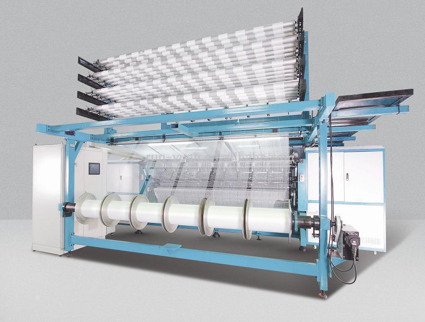 Warp Knitting Machine (Warp трикотажная машина)