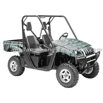 650cc Dump Truck/Farm Car (650cc Самосвал / Фарм автомобиля)