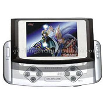 Game MP4 Player (with 1300K Pixels Camera)