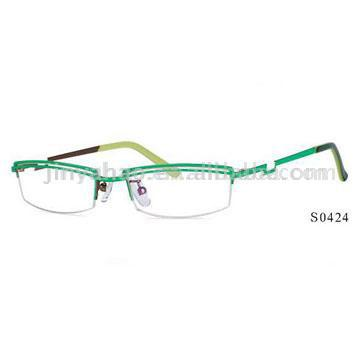 Steel Optical Frame