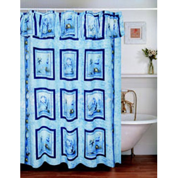 Thrifty Shower Curtain Repair | ThriftyFun