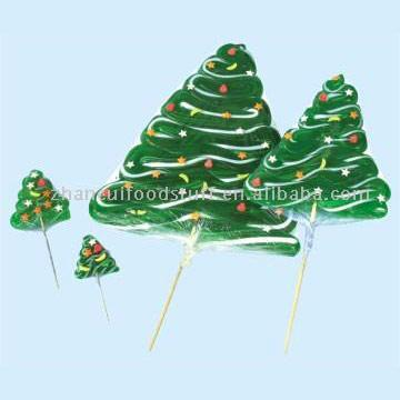 Christmas Tree Lollipop (Рождественская елка Lollipop)