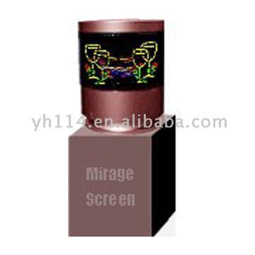 Mirage Screen (Мираж экрана)