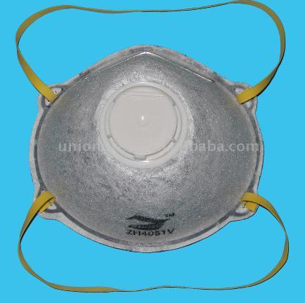 Active Carbon and Valve Mask (Активированный уголь и клапана маски)
