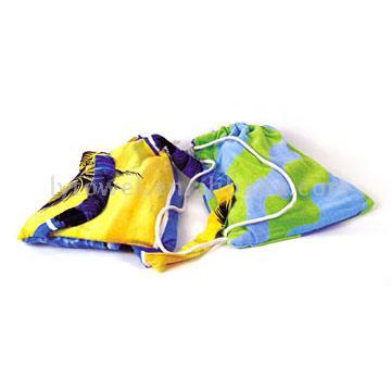 Beach Towel Bag (Пляжное полотенце сумка)
