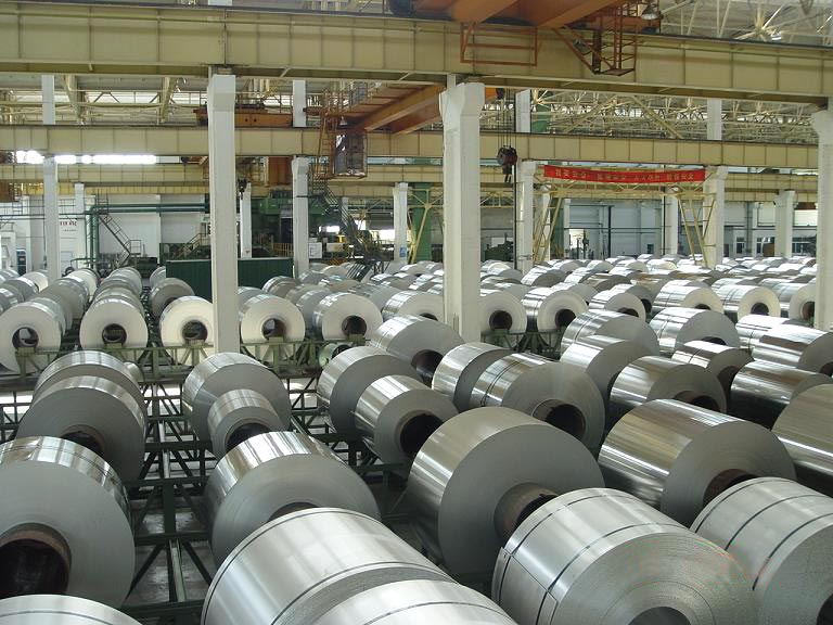 Aluminum Hot Coils / Sheets (Aluminium Hot Coils / Bleche)