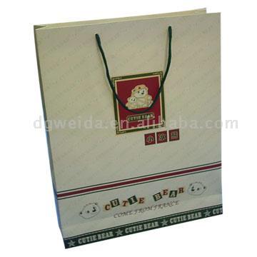 Paper Shopping Bag (Paper Shopping Bag)