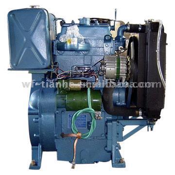Diesel Engine (Дизельный двигатель)