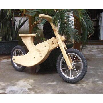 Wooden Kid Bicycle (Holz Kid Fahrrad)