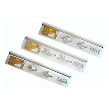 Curtain Rod Set (Установить карниз)