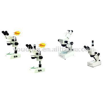 Stereo Microscope (Стерео микроскоп)