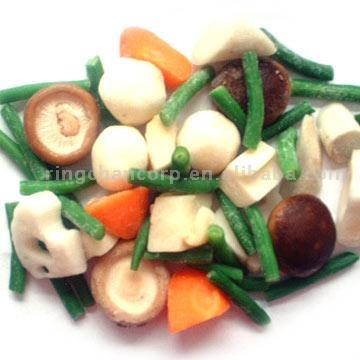 Vegetable Blended / Mixed Vegetable (Овощной Blended / Овощной)