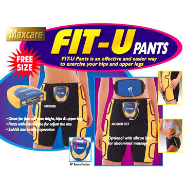 Fit-U Massage Pants (Fit-U Массаж Брюки)