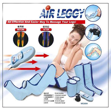 Leg Massager (Air Leggy) (Нога Массажер (Air Leggy))