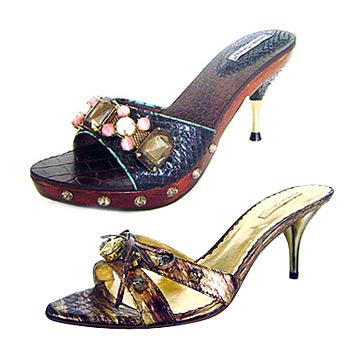 Women`s Fashion Slipper (Женская мода башмачок)