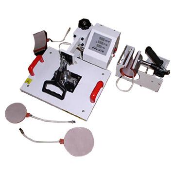 Multipurpose Heat Press Machine (Four-Function) (Многоцелевые тепла пресс M hine (четыре-функция))
