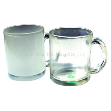 Coated Glass Mug (Защищенное стекло Кружка)