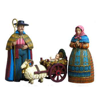 Holy Family of Nativity Set (Святое Семейство Рождество Установить)