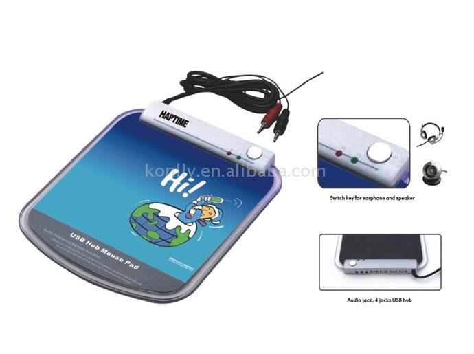 USB Mouse Mat