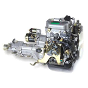 650cc Engine (Двигатель 650cc)