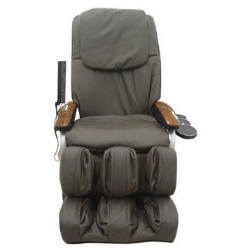 Cyber-Relax massage chair, Fujiiryoki massage chair Business