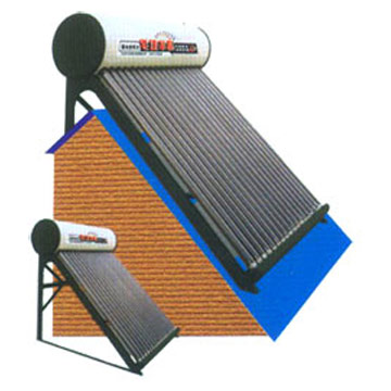 Solar Water Heater (Fires in Wintry Days 150, 180, 210)