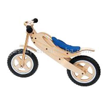 Wooden Bike (Деревянный велосипед)