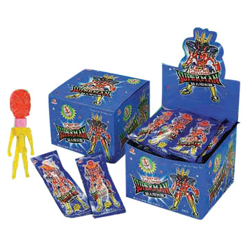 Superman Light Candy (Супермен Light Candy)