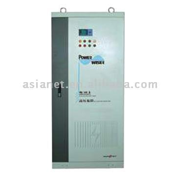 Power Quality Solution - Active Voltage Quality Regulator (Power Quality Solution - Active qualité de tension Régulateur)