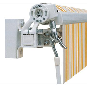 Retractable Awning with Steel Hand-Crank (Выдвижной Тент со стальной ручные)