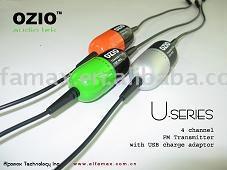Car MP3 Transmitter (CAR MP3 Передатчик)