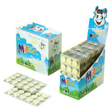 Milk Pieces (Молоко Pieces)